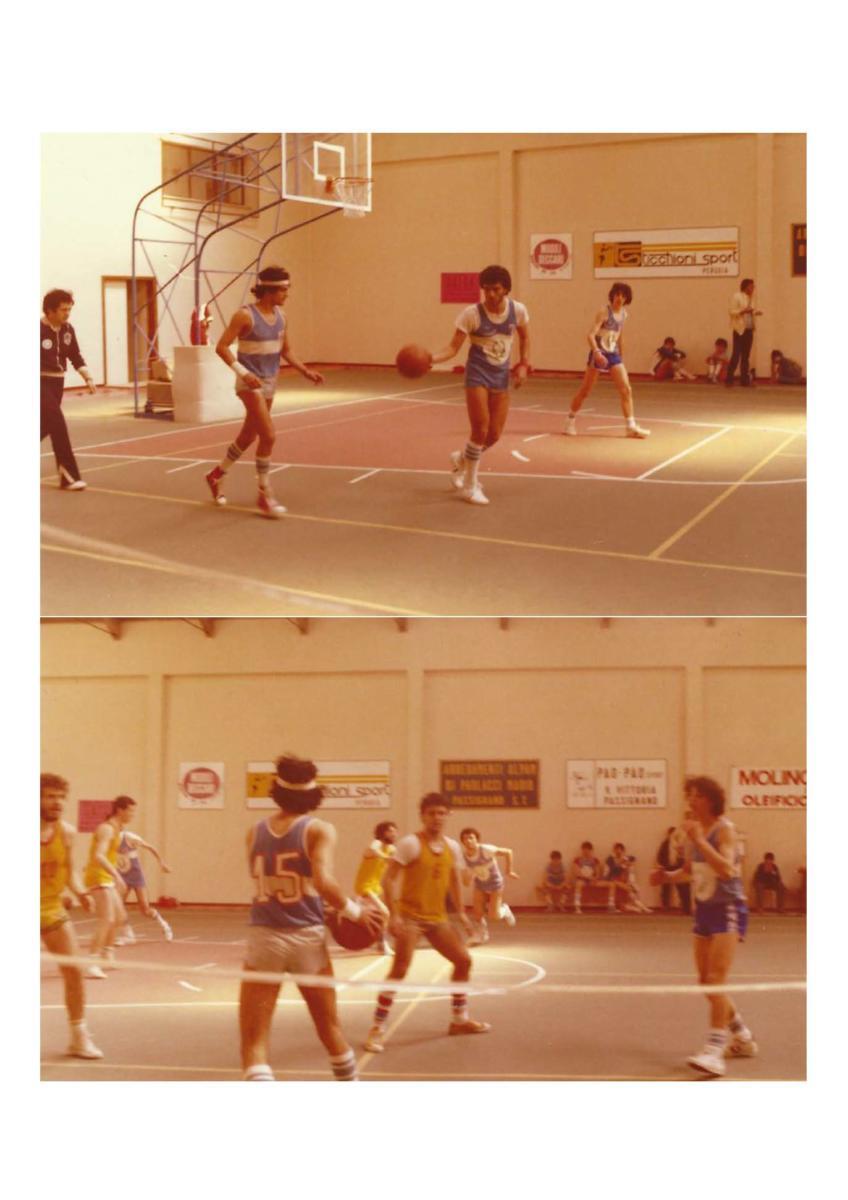 2 foto basket 1979